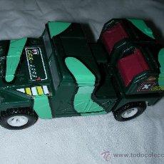 Figuras y Muñecos Transformers: TRANSFORMERS JEEP CAMUFLAJE . Lote 27356648