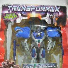 Figuras y Muñecos Transformers: ANTIGUO TRANSFORMERS EN SU CAJA NUEVO DE TIENDA. Lote 27988552