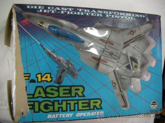 ANTIGUO TRANSFORMER F-14 NUEVO (Juguetes - Figuras de Acción - Transformers)
