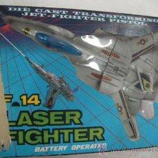 Figuras y Muñecos Transformers: ANTIGUO TRANSFORMER F-14 NUEVO. Lote 27988628
