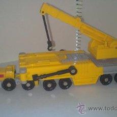 Figuras y Muñecos Transformers: TRANSFORMER ORIGINAL - CAMIÓN GRUA. Lote 28759264