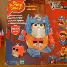 Figuras y Muñecos Transformers: MR. POTATO TRANSFORMERS. Lote 109536820