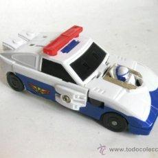Figuras y Muñecos Transformers: COCHE DE POLICIA TRANSFORMERS - MADE IN TAIWAN - MARCA P. Lote 31254817