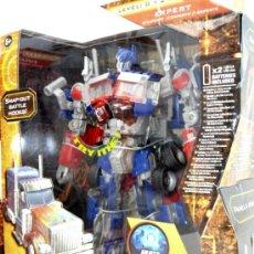Figuras y Muñecos Transformers: IMPOSIBLE! TRANSFORMERS HASBRO LEADER OPTIMUS PRIME. EXPERT!! AUTOBOT DECEPTICON INCREIBLE. Lote 45982692