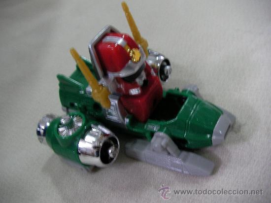 ANTIGUO TRANSPORTE TRANSFORMERS (Juguetes - Figuras de Acción - Transformers)