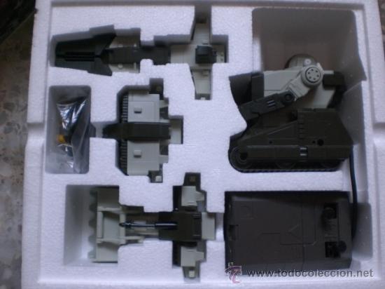 Figuras y Muñecos Transformers: ROBOT TRANSFORMES ARM MACHINE DE BANDAI. A ESTRENAR. PRINCIPIOS DE LOS 80. MADE IN JAPAN - Foto 3 - 32477763
