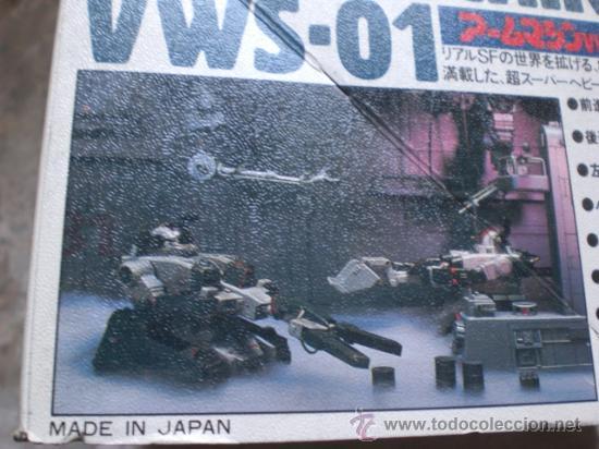 Figuras y Muñecos Transformers: ROBOT TRANSFORMES ARM MACHINE DE BANDAI. A ESTRENAR. PRINCIPIOS DE LOS 80. MADE IN JAPAN - Foto 4 - 32477763