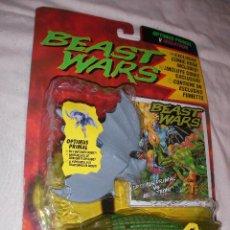 Figuras y Muñecos Transformers: ANTIGUO BLISTER GUERRA DE BESTIAS - OPTIMUS PRIMAL - MEGATRON - CON COMIC. Lote 35673078
