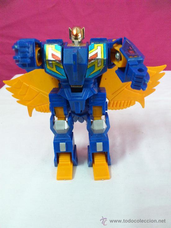 FIGURA ROBOT TRANSFORMER (Juguetes - Figuras de Acción - Transformers)