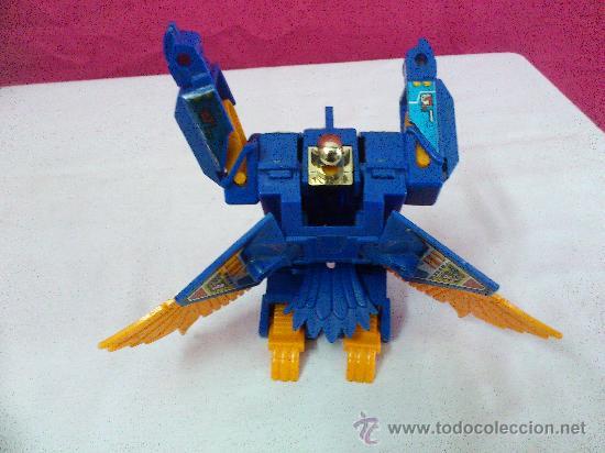 Figuras y Muñecos Transformers: FIGURA ROBOT TRANSFORMER - Foto 2 - 35808629