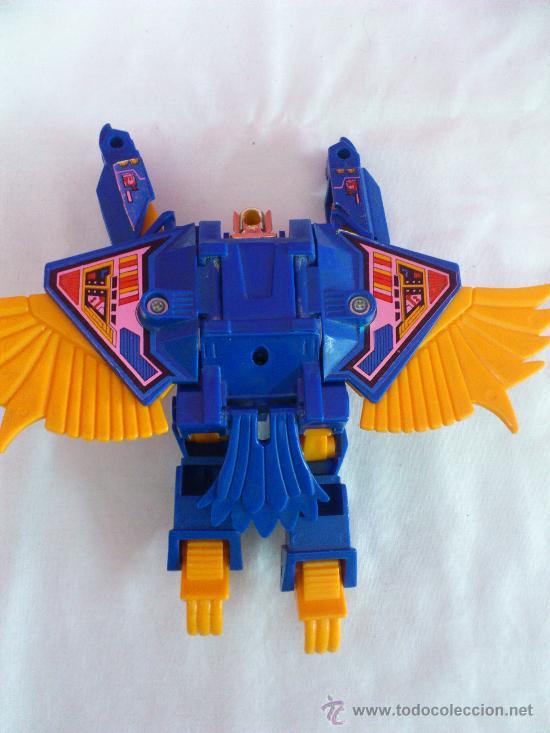 Figuras y Muñecos Transformers: FIGURA ROBOT TRANSFORMER - Foto 3 - 35808629