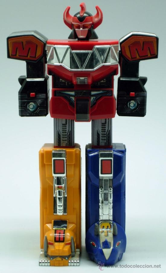 ROBOT TRANSFORMERS BANDAI 22 CM ALTO 1991 (Juguetes - Figuras de Acción - Transformers)
