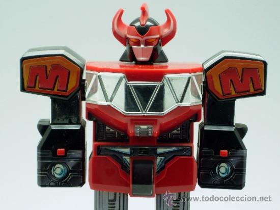 Figuras y Muñecos Transformers: Robot transformers Bandai 22 cm alto 1991 - Foto 2 - 36455725