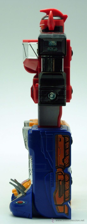 Figuras y Muñecos Transformers: Robot transformers Bandai 22 cm alto 1991 - Foto 4 - 36455725