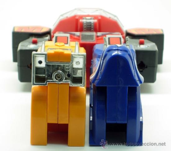 Figuras y Muñecos Transformers: Robot transformers Bandai 22 cm alto 1991 - Foto 8 - 36455725