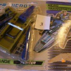 Figuras y Muñecos Transformers: ANTIGUO BLISTER TRANSFORMERS FIGHTER. Lote 36927159