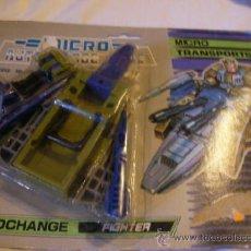 Figuras y Muñecos Transformers: ANTIGUO BLISTER TRANSFORMERS FIGHTER. Lote 36927188