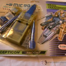 Figuras y Muñecos Transformers: ANTIGUO BLISTER TRANSFORMERS. Lote 36927558