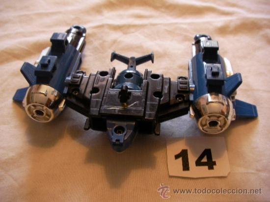 ANTIGUA NAVE TRANSFORMERS (Juguetes - Figuras de Acción - Transformers)