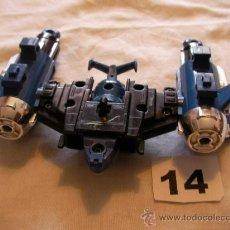 Figuras y Muñecos Transformers: ANTIGUA NAVE TRANSFORMERS. Lote 38615272