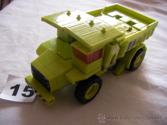 ANTIGUO CAMION TRANSFORMERS (Juguetes - Figuras de Acción - Transformers)