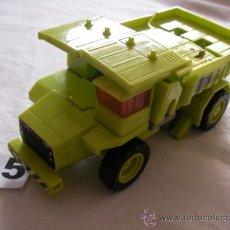 Figuras y Muñecos Transformers: ANTIGUO CAMION TRANSFORMERS . Lote 38740960
