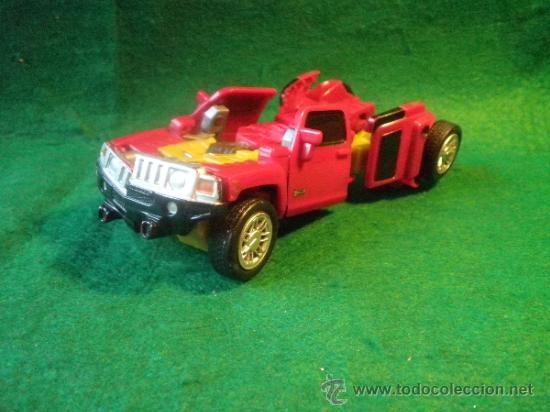 Figuras y Muñecos Transformers: TRANSFORMERS - Foto 3 - 38813198