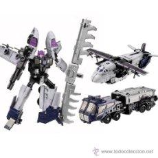 Figuras y Muñecos Transformers: TRANSFORMERS UNIVERSE: TANKOR (OCTANE) TRIPLE CHANGER - HASBRO 2008 - USADO - VER FOTOS. Lote 38906453