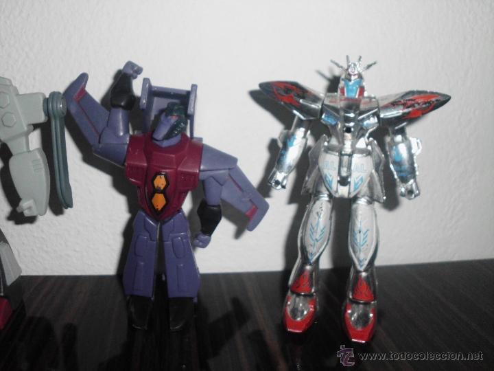 Figuras y Muñecos Transformers: lote de muñeco figura transformers gundam robot - Foto 3 - 39706346