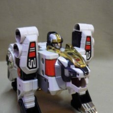 Figuras y Muñecos Transformers: TRANSFORMERS, TIGERZORD, POWER RANGER, TIGER 1994 BANDAI THAILAND . Lote 39920527