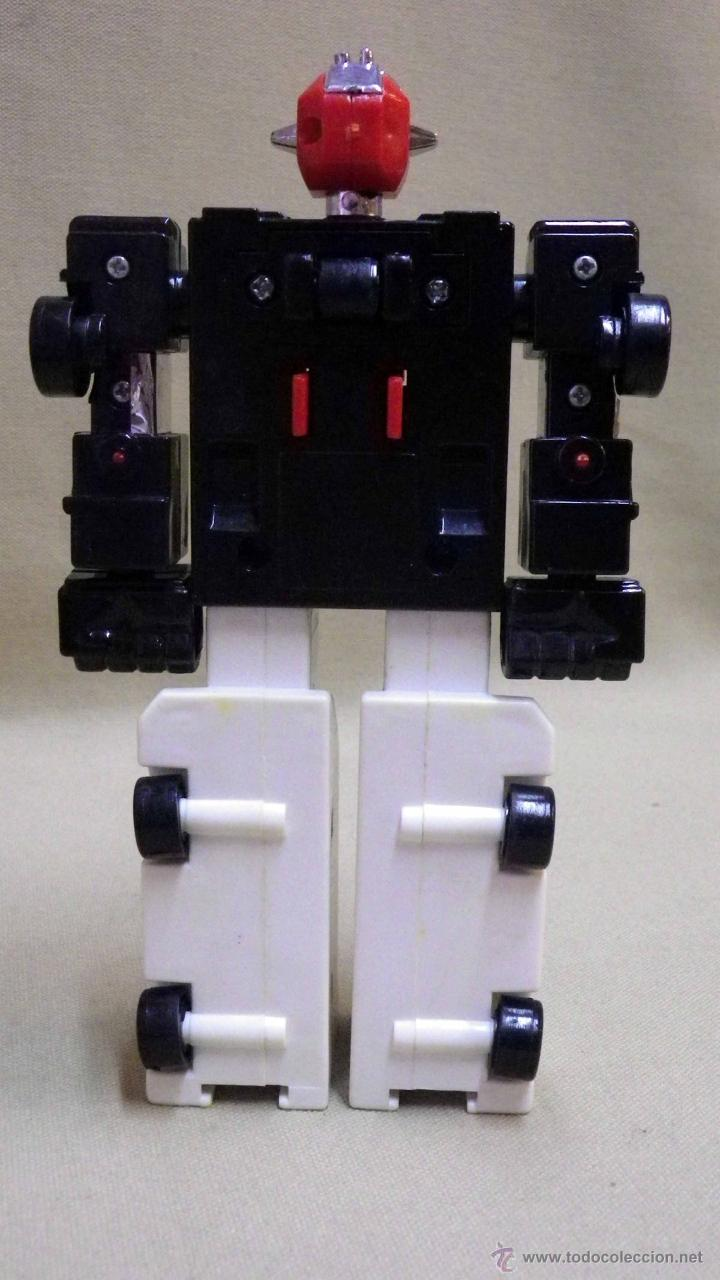 Figuras y Muñecos Transformers: MEGA RARO TRANSFORMERS, TURBORAGER, POWER RANGER, BANDAI 1989 - Foto 10 - 39920146