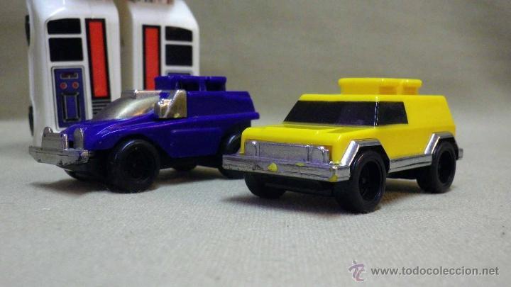 Figuras y Muñecos Transformers: MEGA RARO TRANSFORMERS, TURBORAGER, POWER RANGER, BANDAI 1989 - Foto 15 - 39920146