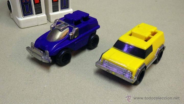 Figuras y Muñecos Transformers: MEGA RARO TRANSFORMERS, TURBORAGER, POWER RANGER, BANDAI 1989 - Foto 16 - 39920146
