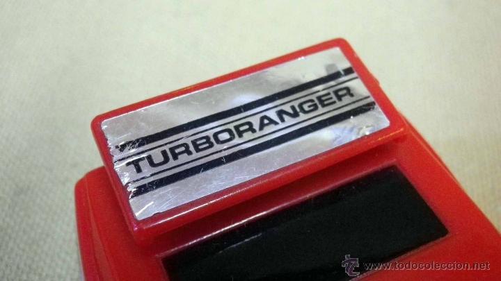 Figuras y Muñecos Transformers: MEGA RARO TRANSFORMERS, TURBORAGER, POWER RANGER, BANDAI 1989 - Foto 20 - 39920146