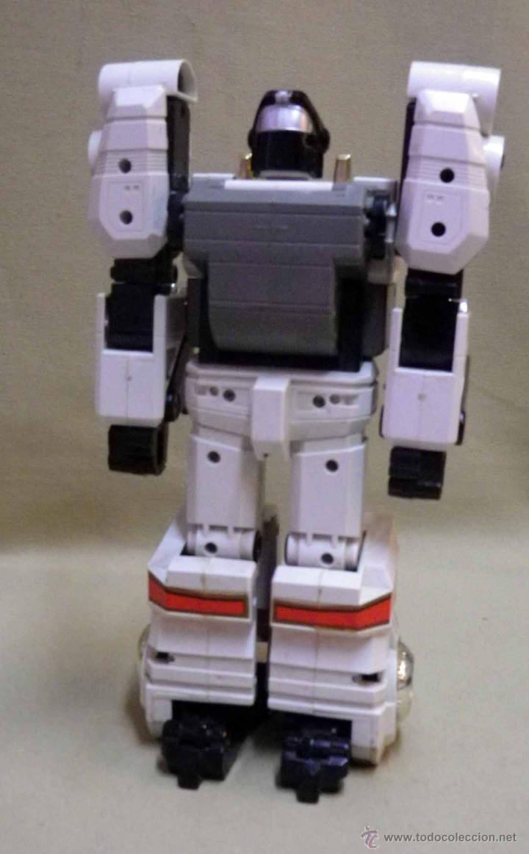 Figuras y Muñecos Transformers: TRANSFORMERS, TIGERZORD, POWER RANGER, TIGER 1994 BANDAI THAILAND - Foto 5 - 39920527
