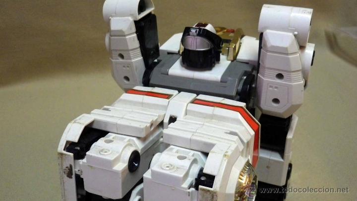 Figuras y Muñecos Transformers: TRANSFORMERS, TIGERZORD, POWER RANGER, TIGER 1994 BANDAI THAILAND - Foto 13 - 39920527