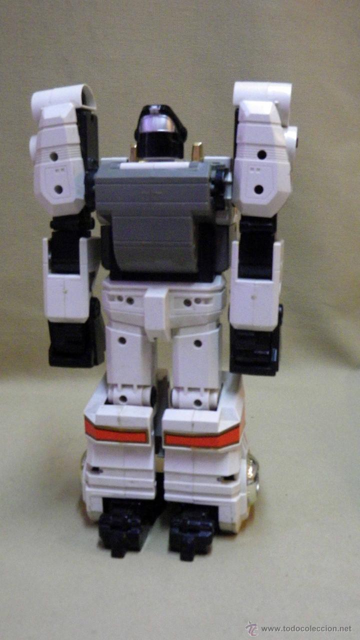 Figuras y Muñecos Transformers: TRANSFORMERS, TIGERZORD, POWER RANGER, TIGER 1994 BANDAI THAILAND - Foto 15 - 39920527
