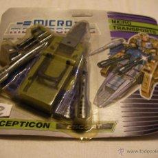 Figuras y Muñecos Transformers: MICRO TRANSPORTS AUTOCHANGE TRANSFORMERS NUEVO EN BLISTERS. Lote 40593260