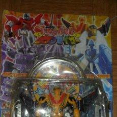 Figuras y Muñecos Transformers: TRANSFORMER , ULTRA STAR GODS, GUNCAESAR. Lote 40615966