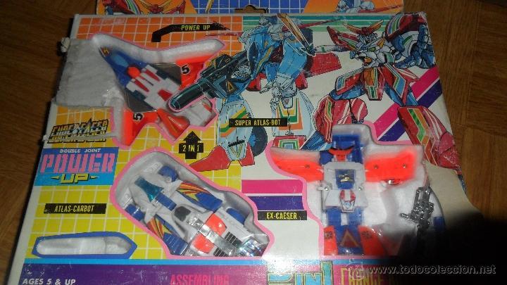 FIGURA DE ACCION, ATLAS SUPERLASER, EN BLISTER (Juguetes - Figuras de Acción - Transformers)