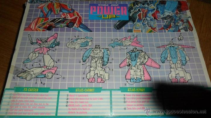 Figuras y Muñecos Transformers: FIGURA DE ACCION, ATLAS SUPERLASER, EN BLISTER - Foto 2 - 40914441