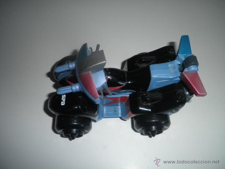 TRANSFORMER DE SPD (Juguetes - Figuras de Acción - Transformers)