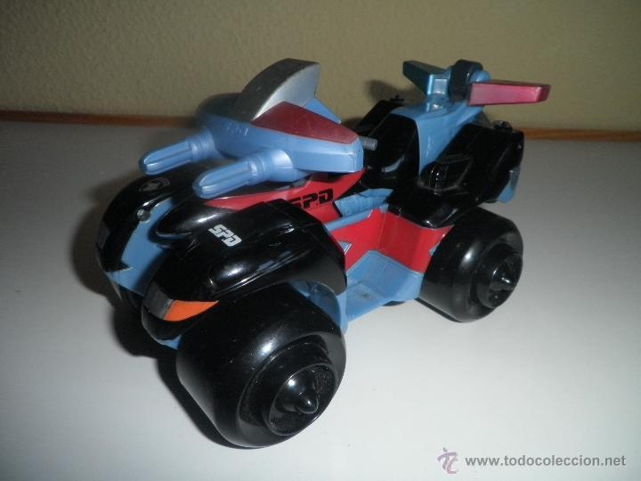 Figuras y Muñecos Transformers: TRANSFORMER DE SPD - Foto 2 - 40943371