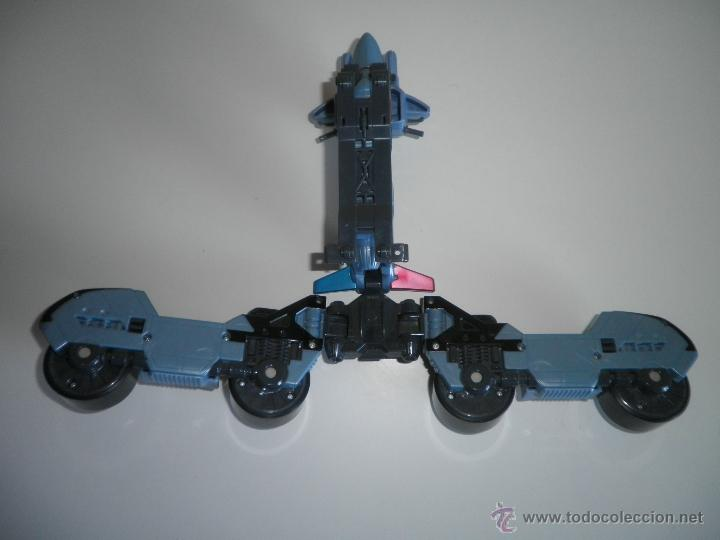 Figuras y Muñecos Transformers: TRANSFORMER DE SPD - Foto 4 - 40943371