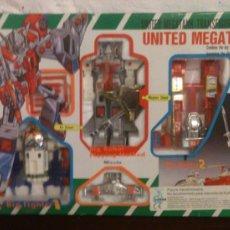 Figuras y Muñecos Transformers: TRANSFORMER 1ª GENERACIÓN MEGATANK. Lote 34761174