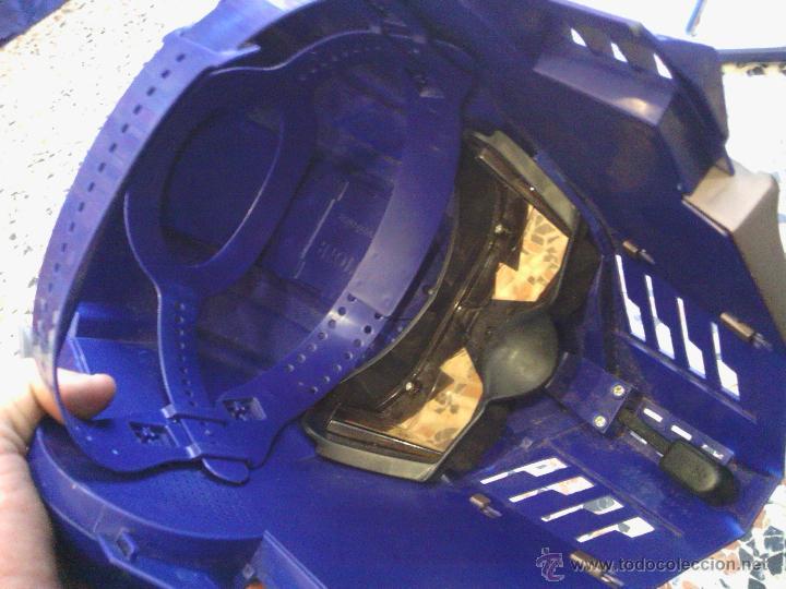 Imagenes Mascaras De Transformer: Mascara-casco Transformers Optimus Con Reproduc