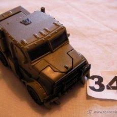 Figuras y Muñecos Transformers: JEEP TRANSFOMERS. Lote 43406822