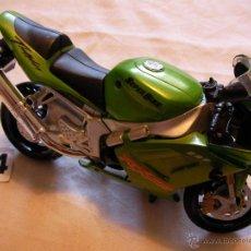 Figuras y Muñecos Transformers: MOTO DE CARRERAS TRANSFORMERS. Lote 43406874
