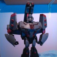 Figuras y Muñecos Transformers: TRANSFORMERS ANIMATED MEGATRON HASBRO. Lote 48720959