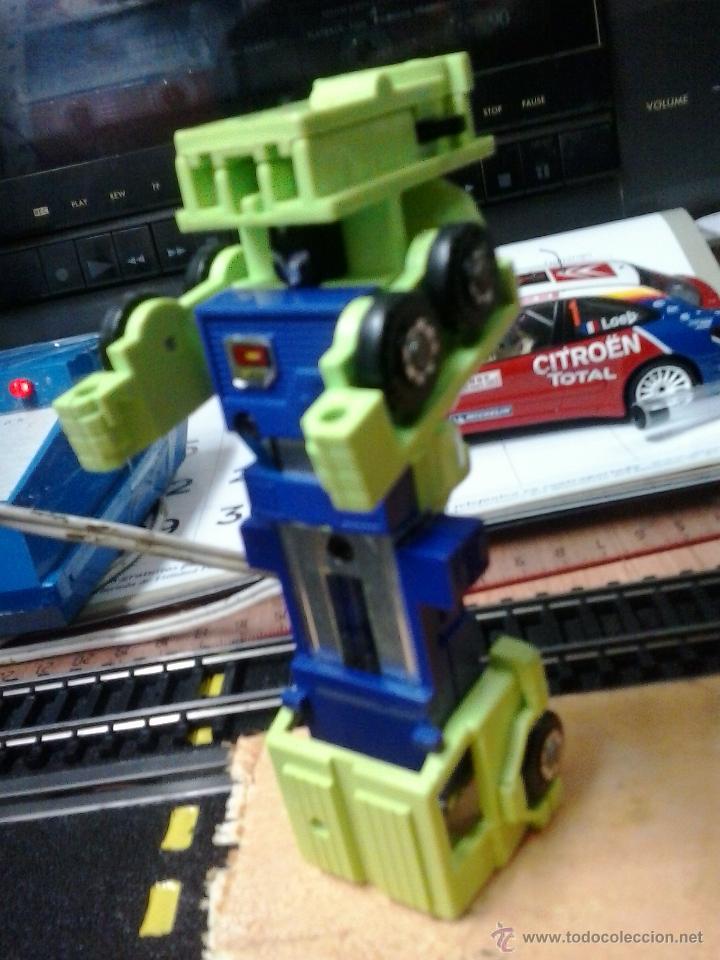 Figuras y Muñecos Transformers: -TRANSFORMERS -MIXMASTER-HASBRO 1984 TAKARA JAPON -RARO Y UNICO - Foto 2 - 43991212
